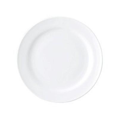 洋陶オープン ダイヤ・セラム 8吋ケーキ皿 ( 20 x 2cm ) 料亭 旅館 和食器 飲食店 業務用