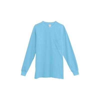 1095 長袖Tシャツ(年間用) TS DESIGN(Top Shaleton Sports) 1095 サックス/M