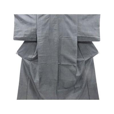 宗sou 壷模様本場大島紬着物(染)【リサイクル】【着】