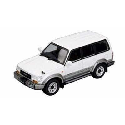 FIRST:43 1/43 トヨタ ランドクルーザー LC80 1992 ホワイト/グレイ 完成品(中古品)