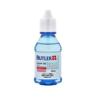 サンスター バトラー デンタルリキッドジェル 1270P CPC + フッ素配合 80ml[医薬部外品](マウスウォッシュ)