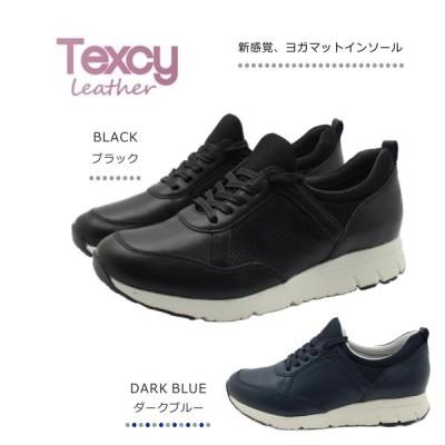 アシックス 商事 TEXCY テクシー レディース スニーカー ウォーキング コンフォート TL-24060