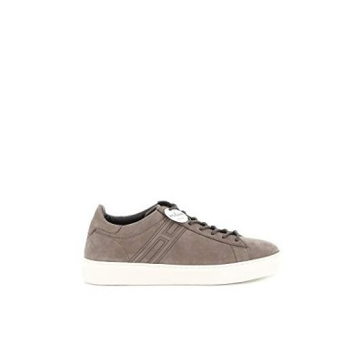 Hogan Luxury Fashion Man HXM3650J9606RNS413 Brown Suede Sneakers | Spring Summer 20 並行輸入品