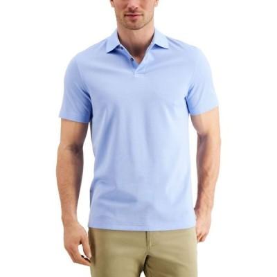 タッソエルバ メンズ ポロシャツ トップス Men's Supima® Blend Cotton Polo