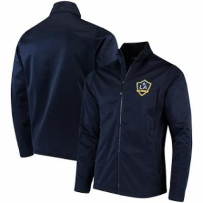 Antigua アンティグア スポーツ用品  Antigua LA Galaxy Navy Golf Full-Zip Jacket