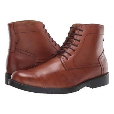 Massimo Matteo Plain Toe Boot メンズ ブーツ Whiskey