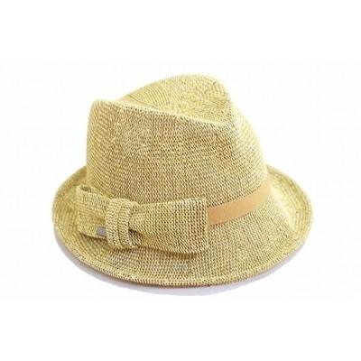チロルハット 帽子 Complit コンプリット 6231009 ベージュ レディース 婦人 ハット イタリア製 インポート  中折 紫外線カット  ネット販売 春夏