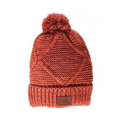 Nixon ニクソン メンズ 男性用 ファッション雑貨 小物 帽子 ビーニー ニット帽 Julian Pom Beanie - Burgundy/Fire