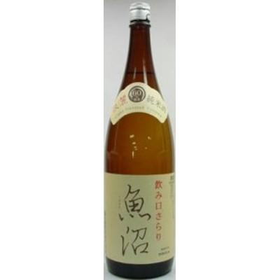 淡麗 魚沼 純米 1.8L 白瀧酒造 1800ml