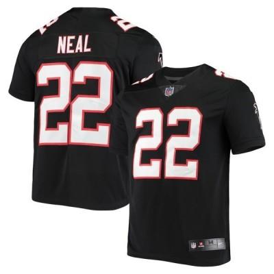 ナイキ メンズ Tシャツ トップス Keanu Neal Atlanta Falcons Nike Vapor Limited Player Jersey
