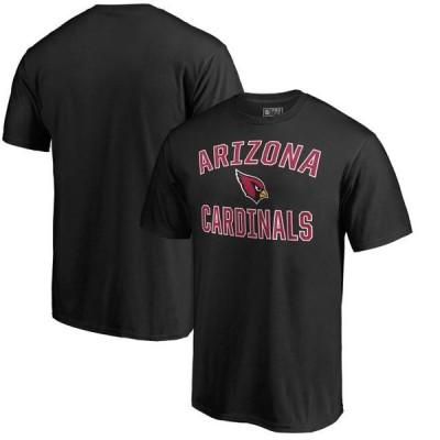 ユニセックス スポーツリーグ フットボール Arizona Cardinals NFL Pro Line by Fanatics Branded Big & Tall Victory Arch T-Shirt - Blac