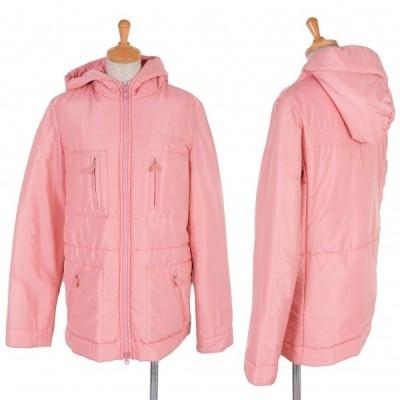 ワイスリーY-3 ダウンジャケット ピンクS 【レディース】