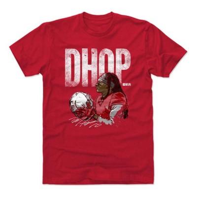 NFL カーディナルス Tシャツ ディアンドレ・ホプキンス Paint T-Shirt 500Level レッド
