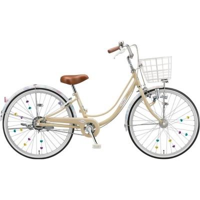 ブリヂストン 子供用自転車 リコリーナ RC601 E.Xカフェベージュ