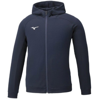 MIZUNO(ミズノ) スウェットシャツ( フルジップフーディー) トレーニング アパレル ユニセックス 男女兼用 32MC017714
