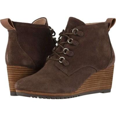 ドクター ショール Dr. Scholl's レディース ブーツ シューズ・靴 Come On Over - Original Collection Chocolate Brown Suede