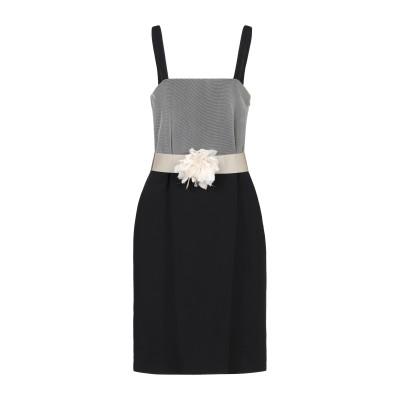 TOY G. ミニワンピース&ドレス ブラック 44 ポリエステル 91% / ポリウレタン 9% / ナイロン ミニワンピース&ドレス