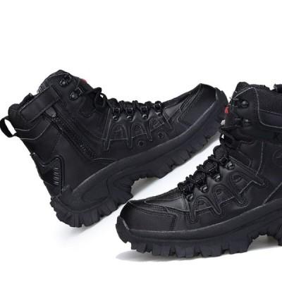 ミリタリーブーツ 新品 メンズ アウトドア シューズ 登山靴
