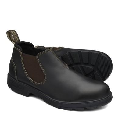ブランドストーン サイドゴアブーツ メンズ レディース ワークブーツ ブラウン Blundstone Side Gore Boots LOW CUT BS2038