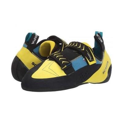 SCARPA スカルパ メンズ 男性用 シューズ 靴 スニーカー 運動靴 Vapor V - Ocean/Yellow