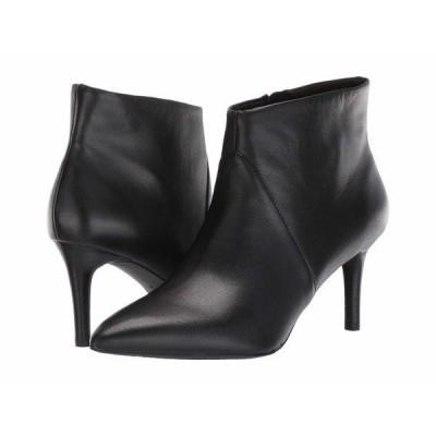 【当日出荷】 ロックポート レディース Total Motion Ariahnna Plain Ankle Boot Black  【サイズ 25cm】