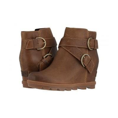SOREL ソレル レディース 女性用 シューズ 靴 ブーツ アンクル ショートブーツ Joan of Arctic(TM) Wedge II Buckle - Elk