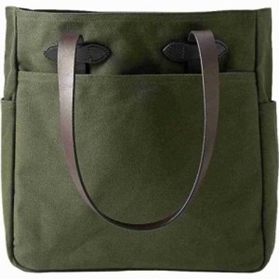 フィルソン Filson ユニセックス トートバッグ バッグ Tote Bag without Zipper Otter Green
