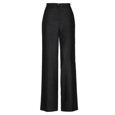 MÊME by GIAB'S パンツ ブラック 46 レーヨン 71% / バージンウール 15% / ウール 7% / 合成繊維 7% パンツ