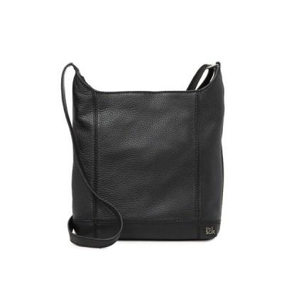 ザサック レディース ショルダーバッグ バッグ De Young Crossbody Bag BLACK