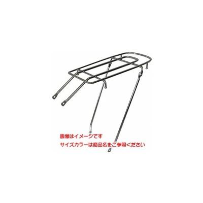 昭和インダストリーズ 自転車キャリア 27インチ ダボ止め クロムメッキ RC-6 27 CP