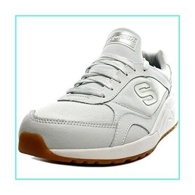 【新品】Skechers 52365 WHT OG 95 Morrowson Men 12 US Sneakers(並行輸入品)