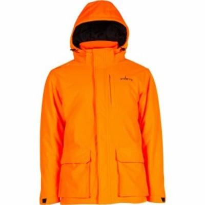 ハビット Habit メンズ コート アウター Cedar Branch Insulated Waterproof Hunting Parka Blaze Orange/Black