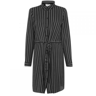 ジェイディーワイ JDY レディース ワンピース ワンピース・ドレス Dress Blk/Wht Stripe