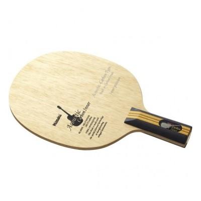 アコースティックカーボンインナー中国式 卓球 ニッタク ラケット