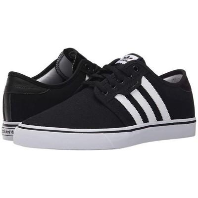 アディダススケートボーディング Seeley メンズ スニーカー 靴 シューズ Black/White/Black
