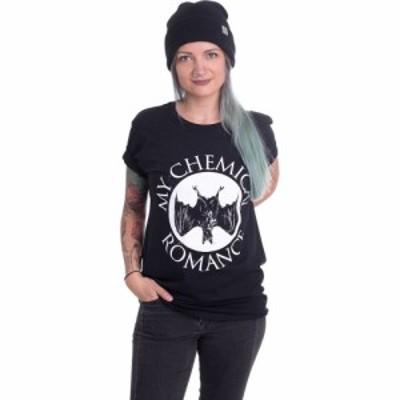 インペリコン Impericon レディース Tシャツ トップス - Bat - T-Shirt black