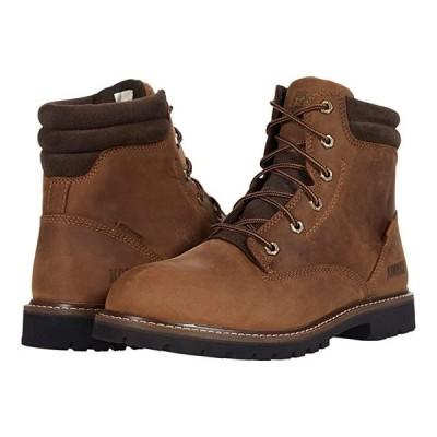"Kodiak McKinney Boot 6"""" SF メンズ ブーツ Brown"