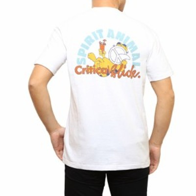 [クリックポスト対応] TCSS Critical Slide ティーシーエスエス クリティカルスライド SPIRIT ANIMAL S/S TEE 半袖Tシャツ TE18281