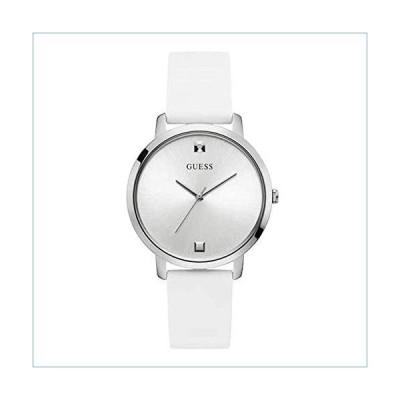 Guess nova Womens Analog Quartz Watch with Silicone Bracelet W1210L1並行輸入品