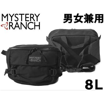 ミステリーランチ メンズ レディース ウエストバッグ 高さ22cm 横30cm マチ10cm 8L ヒップモンキー MYSTERY RANCH 01-60390170