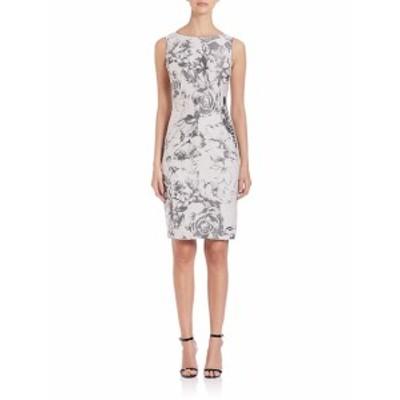 ラファイエット148ニューヨーク レディース ワンピース Botanical Splash Jacquard Carmela Dress