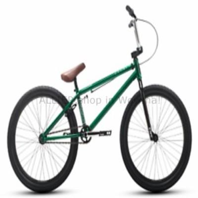 "BMX 2019 DKシグナス24 ""クルーザーコンプリートBMXバイク21.5"" TTトランスフォレスト  2019 DK Cy"