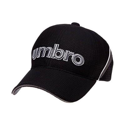 アンブロ UMBRO アンブロ アンブロ umbro サッカー はっ水メッシュキャップ UUDLJC04 ボーイズ UUDLJC04 BK ブラック F