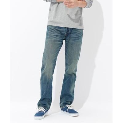【自宅で試着、返品送料無料】501 ボタンフライ オリジナルフィットストレートパンツ メンズ