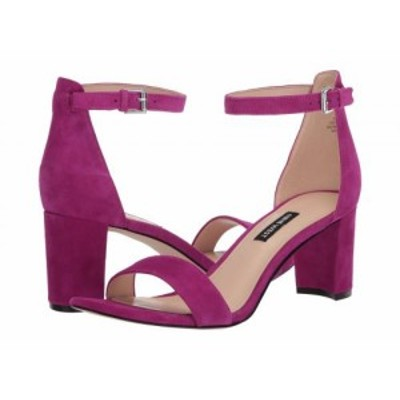 Nine West ナインウエスト レディース 女性用 シューズ 靴 ヒール Pruce Block Heeled Sandal Pink【送料無料】