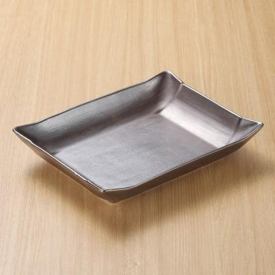 陶雅 こよりシルバー盛鉢