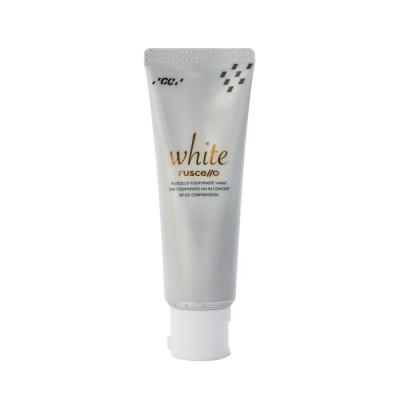GC ルシェロ 歯みがきペースト ホワイト 100g [歯科用・医薬部外品](歯磨き粉)