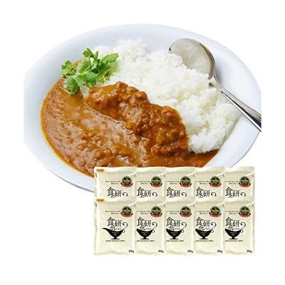 たっぷりの玉ネギと牛肉の旨味が溶け込んだ 濃厚ビーフカレー中辛 200g 10食セット 北国からの贈り物