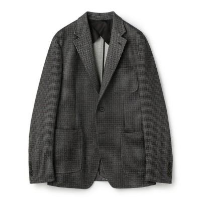 ジャケット テーラードジャケット 【LEON.jp 掲載】ESTNATION / ダウンボンディングセットアップジャケット