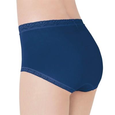 綿混素材でやさしい肌当たり♪ディアヒップショーツ はき込み丈ふかめ(ワコール/Wacoal)